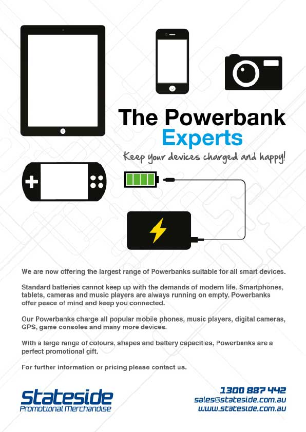 The Powerbank Experts