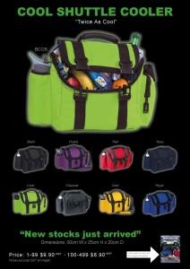 Cool Shuttle Bag