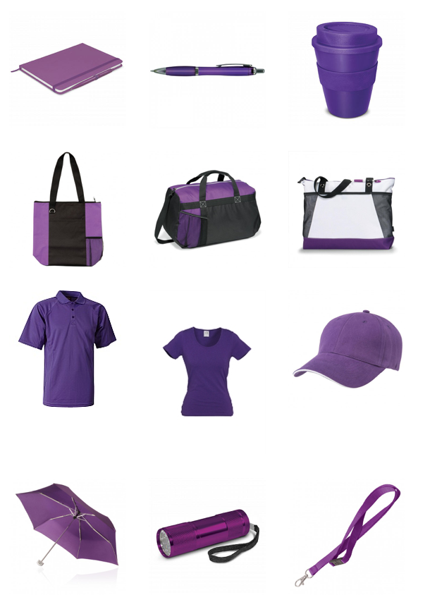 Purple Products for International Women's Day